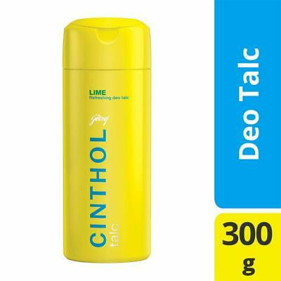 Cinthol Lime Refreshing Talc Powder - 300 gm