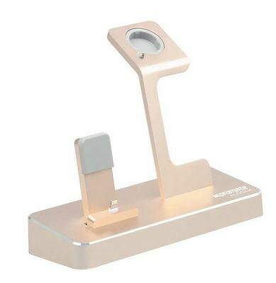 Promate 'nuDock' Professional 3-in-1 Power Stage - Gold