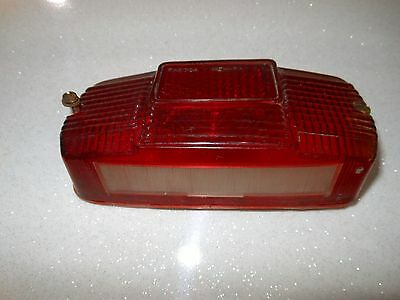 LAMBRETTA SX200 (Jet)  - Rear Light Lens