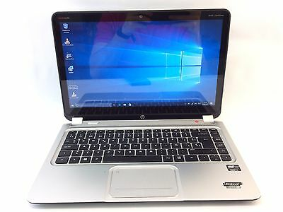 "Portatil Hp Envy Touchsmart Ultrabook 4-1103 14"" Core I5 1.7Ghz 8Gb  1885433"