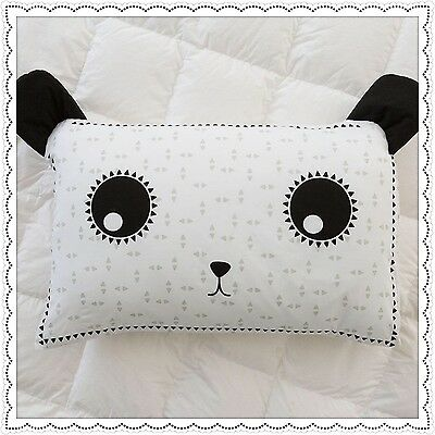 Baby Nursery Panda Pillow Case Children's Room Decor Novelty