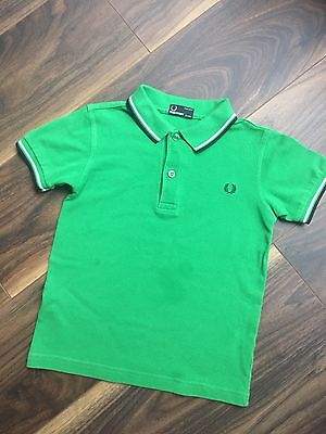 Fred Perry Polo Age 6-7