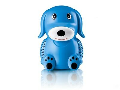 Blue Puppy Professional Nebuliser Inhaler Inhalator for Children Kids Certified