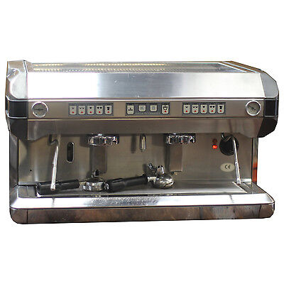 Reconditioned Visacrem KB200 2 Group Commercial Espresso Machine Coffee Machine