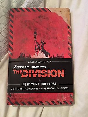 Tom Clancys The Division In New York Collapse Book New