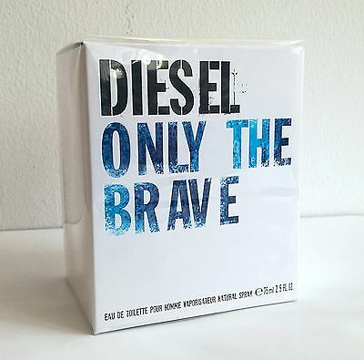 Diesel Only The Brave 75 ml Eau de Toilette EDT Spray  NEU & OVP