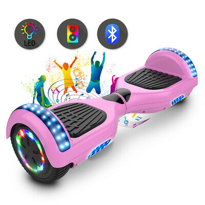 6.5'' Hoverboard Smart Balance Monopattino Elettrico Pedana Scooter Samsung Save