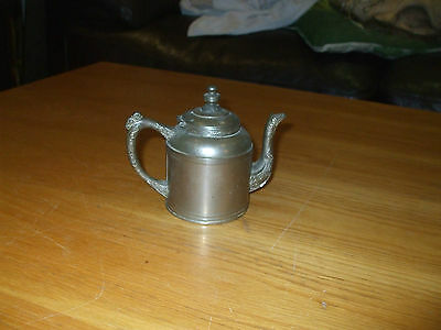 Small Vintage Tea Pot