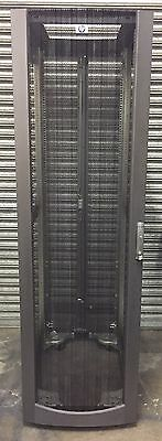 HP 10642 42U Server Rack Cabinet  Front & Back Doors 245169-001