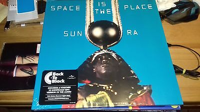 Sun Ra Space in the Place LP of film Gatefold Blue Thumb 180g edition Black Mp3