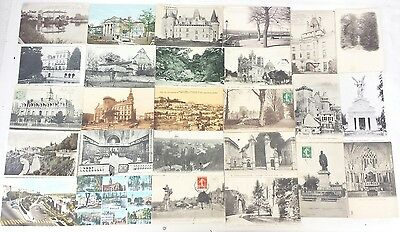 Lot 180 cpa cartes postales anciennes 16 Charente