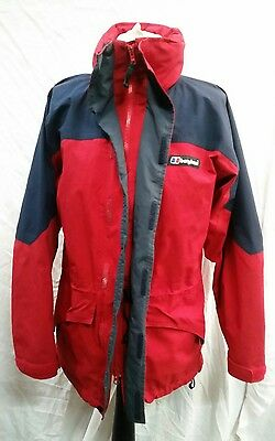Womens Berghaus Gore-Tex Waterproof Jacket Size 8