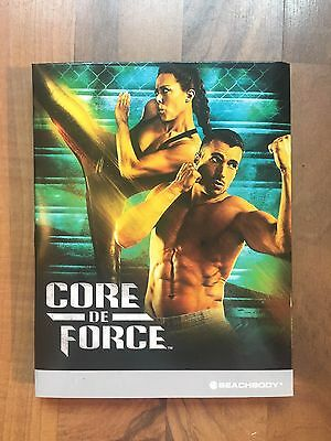 Beachbody Core De Force Fitness DVD Set From The Makers Of T25 And Piyo