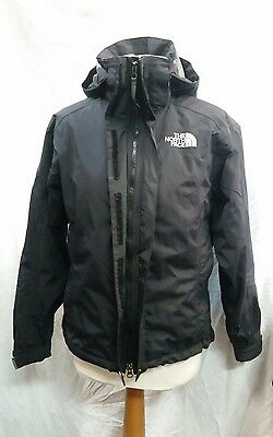 Womens The North Face Hyvent Waterproof Breathable Jacket Size XS