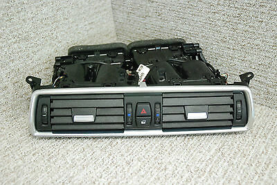 Bmw 5 Series F07 535 550 Centre Air Vent Grill Fresh A/c Condition 9142590