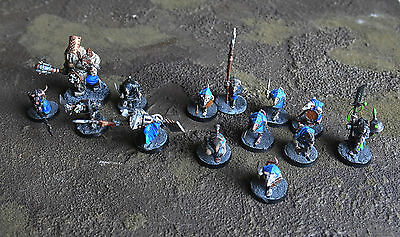 Mordheim Scaven Warband Painted