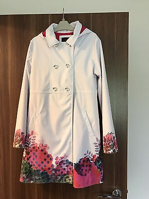 Girls Catimini Coat /Raincoat Age 12yrs