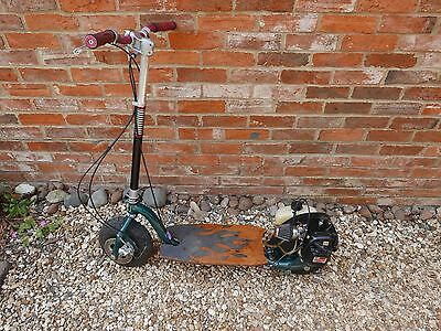 Goped Bigfoot Scooter - G230RC Engine - Modified