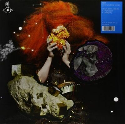 Björk ‎Bjork The Crystalline Series No:1 of 4 Vinyl LP Ltd Edition Sealed