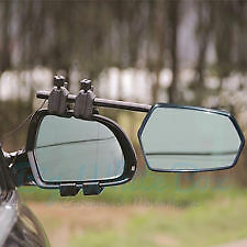 Milenco MGI 'Steady View' Caravan Towing Mirrors - Twin Pack