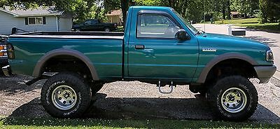 1997 Ford Ranger XLT 1997 Ford Ranger XLT Reg. Cab Short Bed ****Raised 4x4****