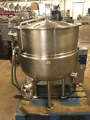 Cleveland KGL-40 Steam Jacketed 40 Gallon Steam Kettle NICE!