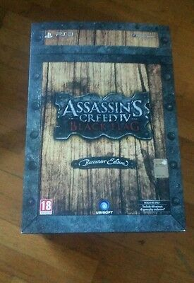 assassin's creed IV black flag collector buccaneer edition