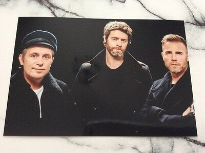 Take That 6x4 Unsigned Print