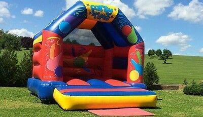 Bouncy Castle Hire Bristol, Uk