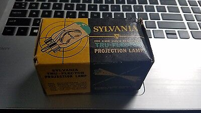 DCA Projector Projection Lamp Bulb Sylvania Super Tru-Reflector T12 Lo-Volt