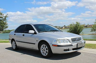 2002 Volvo S40 Turbo 2002 Volvo S40 - 2 Owner! Exceptional condition Florida car! SAFE AND RELIABLE!