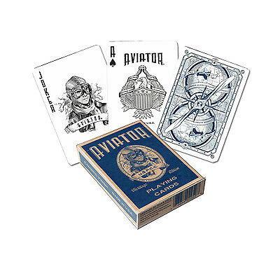Bicycle Aviator Heritage Edition Playing Cards ***NEW***.