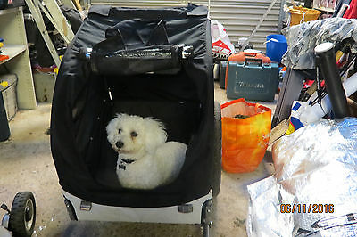 Pet bicycle bike carrier, trailer , Bike shopping carrier, camping? nearly new