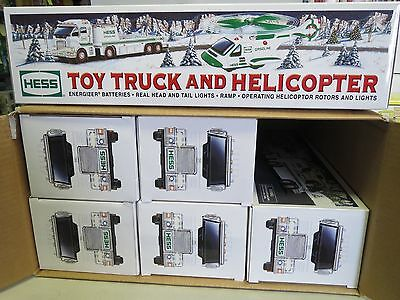Hess 2006 Truck And Helicopter - New
