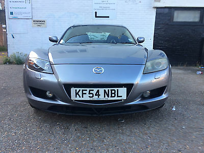 2004 Mazda Rx8 231 Ps 228Bph - Low Mileage - 12 Months Mot - Very Good Engine