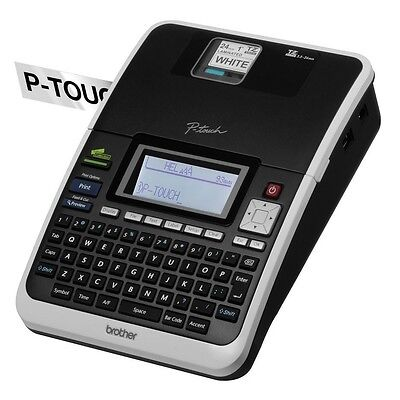 NEW Brother P-Touch PT-2730 Label Thermal Printer Labeling system -PC Compatible