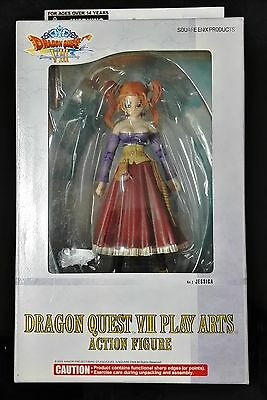 DRAGON QUEST VIII PLAY ARTS - ACTION FIGURE JESSICA  (square enix products)