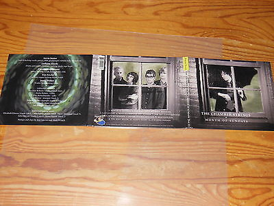 The Chamber Strings - Month Of Sundays / Digipack-Us-Cd 2001
