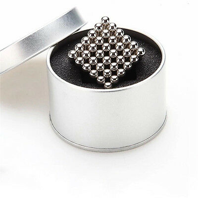 216pcs 3mm  Magnetic Ball Neodymium Magnetic Sculpture Toys for Stress Relief
