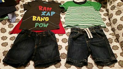 Baby/toddler boys 4 piece lot Gap Old Navy and Circo 18 24 months