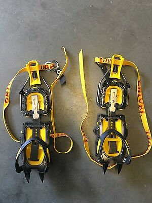 BNWT GRIVEL G12 New Matic Crampons - RRP £135