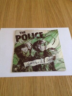 The Police Single Message In a Bottle