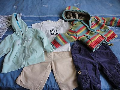 Baby boy clothes (3-9 months) 7 items
