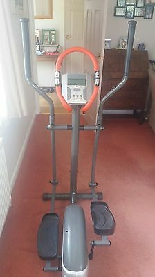Body Sculpture Programmable Cross Trainer E-Strider, Little Use