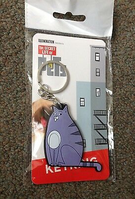 The Secret Life Of Pets keyring. Chloe. New.