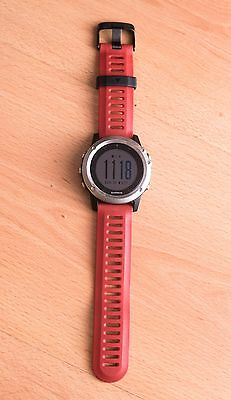 Garmin fenix 3 (no HR belt)