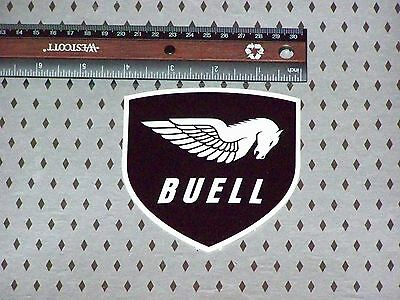 New HARLEY DAVIDSON Motorcycles BUELL Outside fender tank tool box Decal Sticker