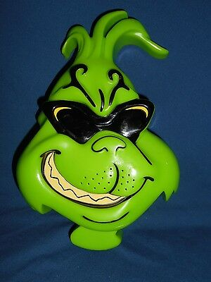 Dr. Seuss How the Grinch Stole Christmas Shower Radio RARE