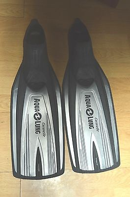 Aqualung Pool Fins size 5-6 Diving/Snorkelling