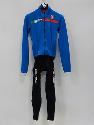 Castelli Sanremo 2 Thermosuit - Men's XL /32003/